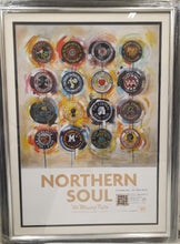 The Missing Patch - Limited Edition Northern Soul Print