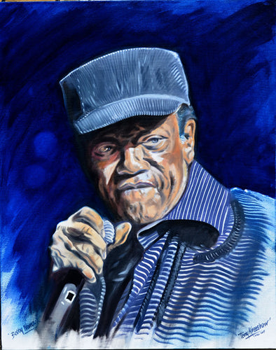 Bobby Womack Limited Edition Print