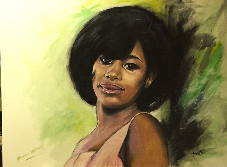 Brenda Holloway Limited Edition Print