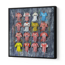 Sunderland Shirts - A Black Cats Collection