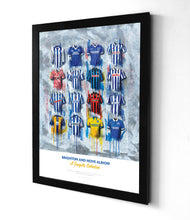 Brighton And Hove Albion Shirts - A Seagulls Collection