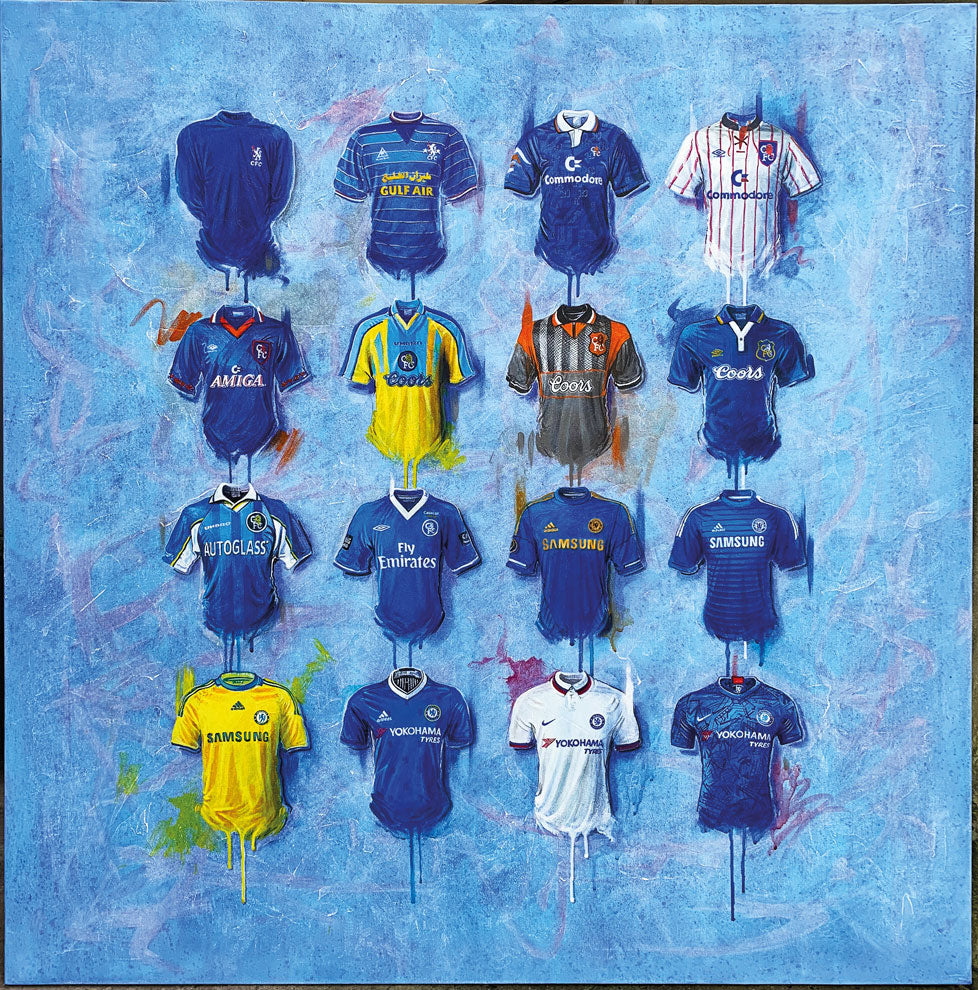 Chelsea Shirts Original Canvas