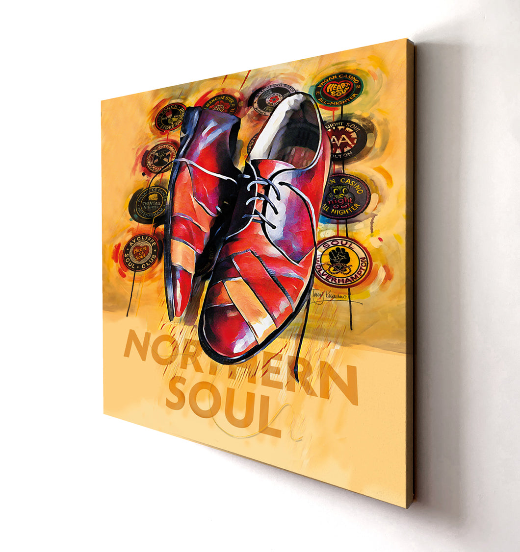 Northern Soul Dancing Shoes