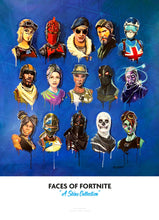 Faces Of Fortnite - A Skins Collection