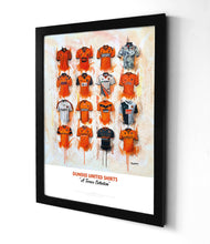 Dundee United Shirts - A Terror's Collection