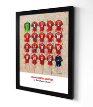 Manchester United - A Treble Winners Collection