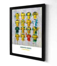 Norwich Shirts - A Canaries Collection