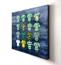 Celtic Shirts - A Hoops Collection