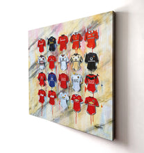 Man United Shirts - A Red Devils Collection