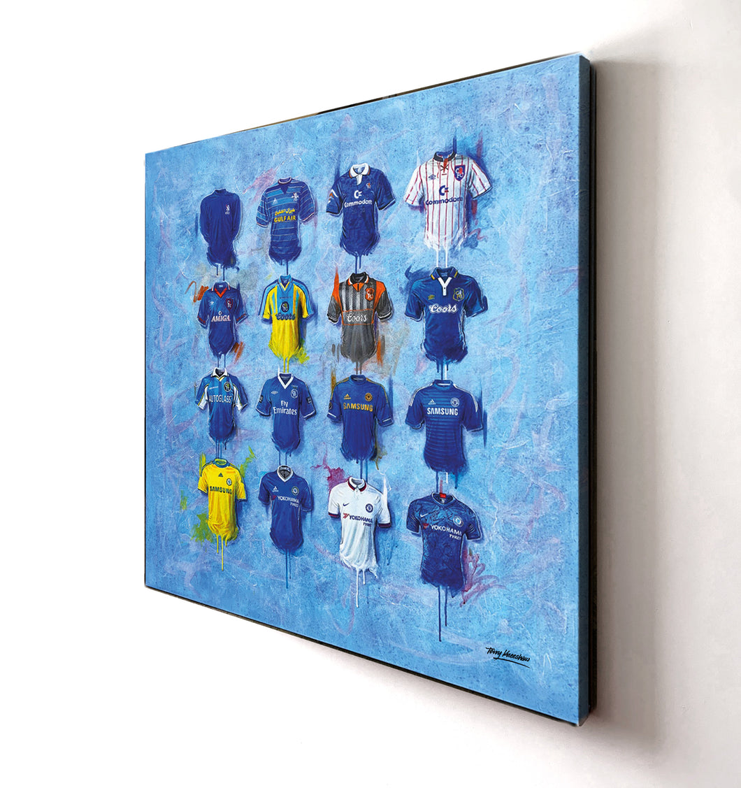 Chelsea Shirts - A Blue's Collection