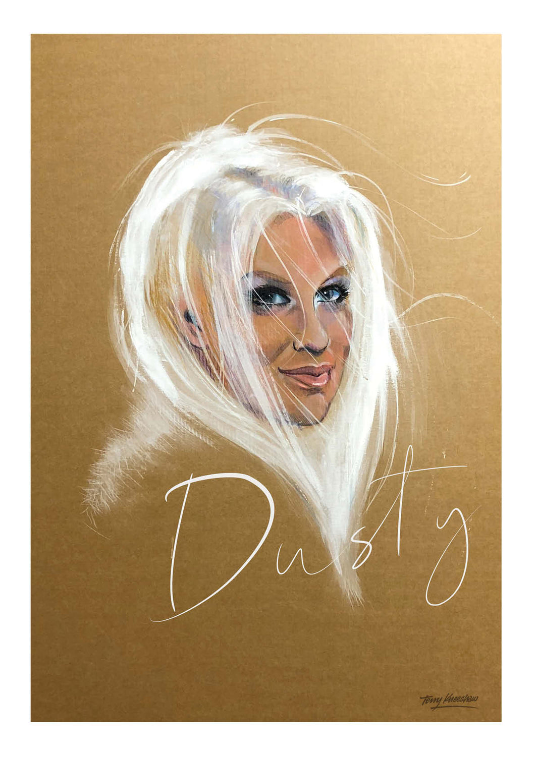 Dusty Springfield - Let Your Hair Down Tour 2021