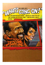 Marvin Gaye - What's Going On Tour 2021