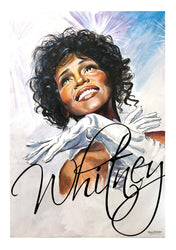 Whitney Houston - Fireworks Tour 2021