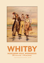 Whitby Weekender Limited Edition Print