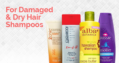 For Damaged & Dry Hair Shampoos