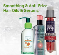 Smoothing & Anti-Frizz Hair Oils & Serums