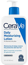 Cerave Moisturizing Lotion, Non Comedogenic - 12 oz
