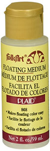 FolkArt Floating Medium (2-Ounce), 868