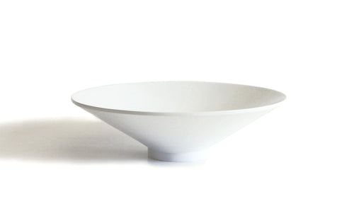 Large Fruit Bowl White