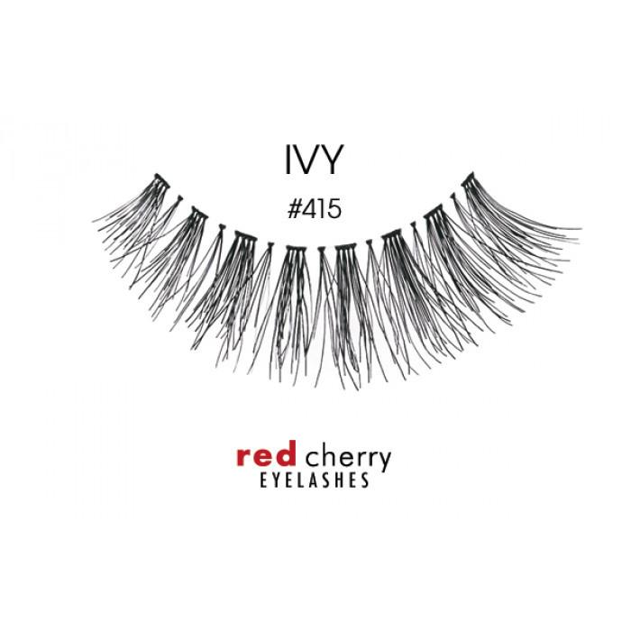 Red Cherry False Lashes Ivy Glamour Fairy Australia
