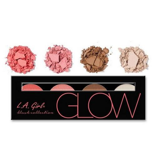 LA GIRL - BEAUTY BRICK BLUSH COLLECTION