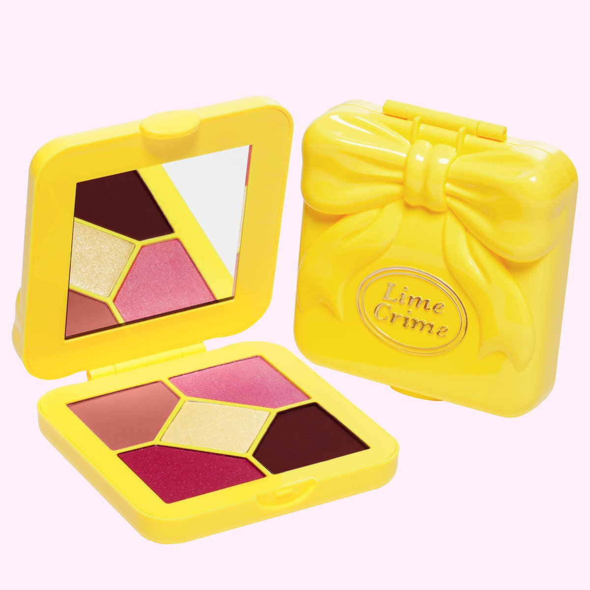 LIME CRIME - POCKET CANDY PALETTE PINK LEMONADE