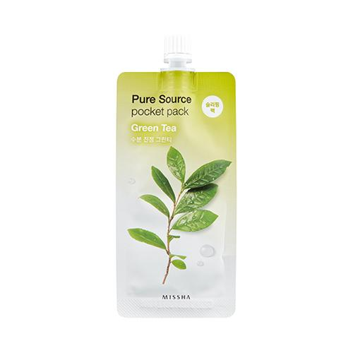 MISSHA - PURE SOURCE POCKET PACK