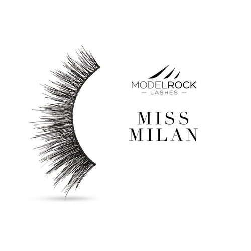 MODELROCK - LASHES MISS MILAN DOUBLE LAYERED
