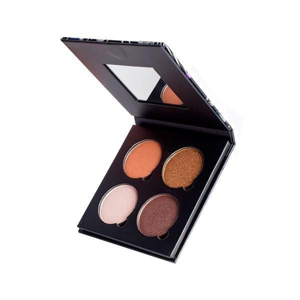 Suva beauty the Hussle eyeshadow palette at Glamour fairy