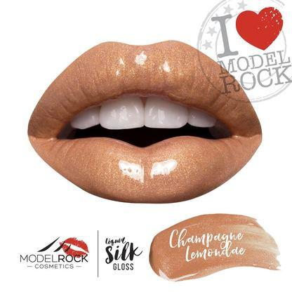 MODELROCK - LIQUID SILK GLOSS CHAMPAGNE LEMONADE