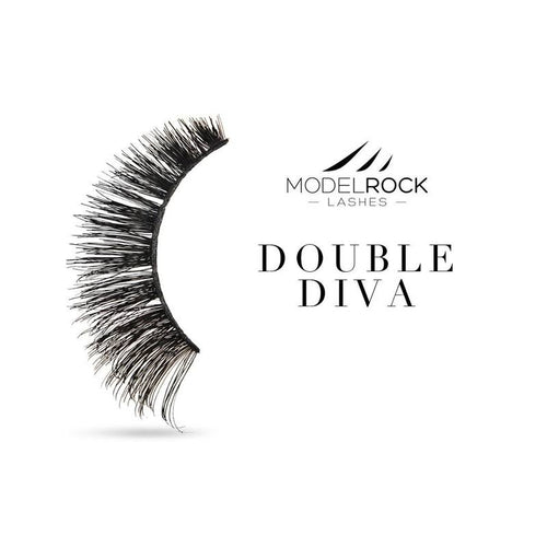 MODELROCK - LASHES DOUBLE DIVA