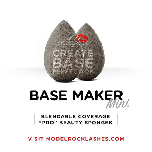 "MODELROCK - BASE MAKER PRO BEAUTY SPONGE ""MINI"" 2PK"