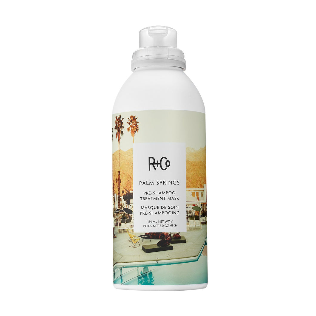 R&Co Palm Springs Pre Shampoo treatment mask