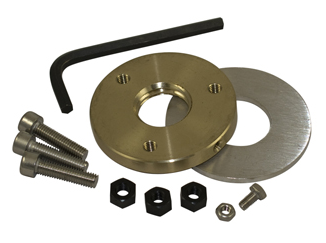 OceanLED Locking nut kit for 3010 XFM's 001-500399