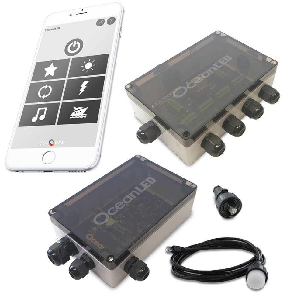 OceanLED | X-Series DMX APP Controller Kit | 011704