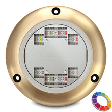 S3166s 012110C Oceanled sport colour changing underwater boat light