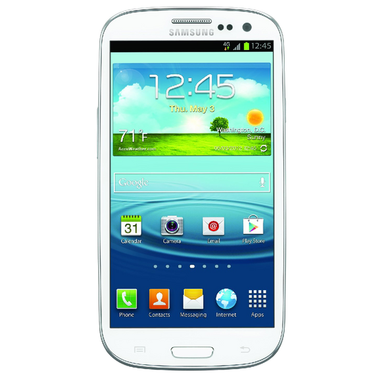 Samsung Galaxy S III S3 Triband Virgin Mobile