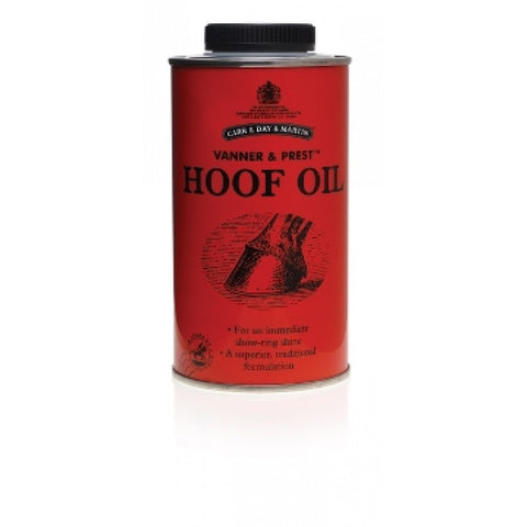 CMD Vanner & Prest Hoof Oil