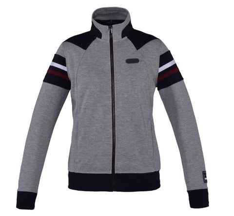 Kingsland Aspe Unisex Sweat Jacket