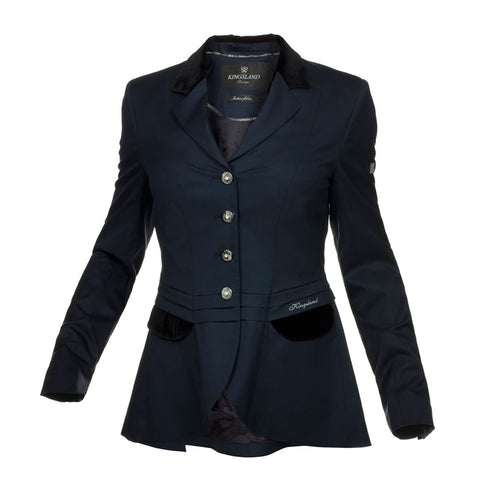 Kingsland Dressage Ladies Wool Riding Jacket