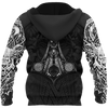 Odin Viking Tattoo Style Pullover