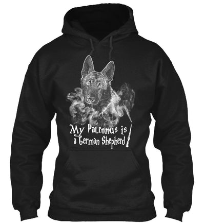 MY PATRONUS IS A GERMAN SHEPHERD