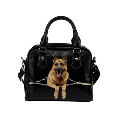 German Shepherd Handbag V3