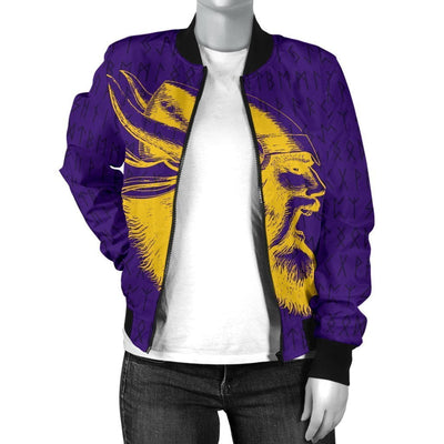 Viking Warrior™ Women's Bomber Jacket TH75