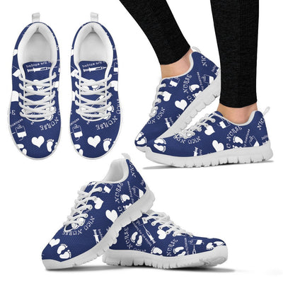 Shoes Women Navy / US5 (EU35) NICU Cute Shoes