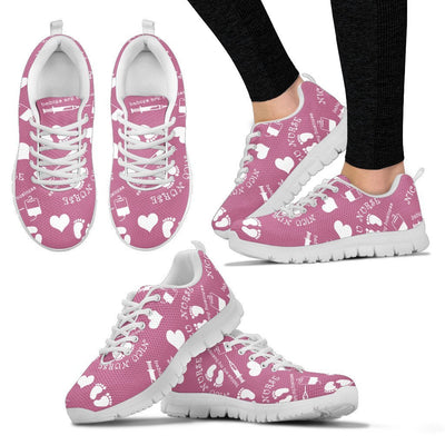 Shoes Women Pink / US5 (EU35) NICU Cute Shoes