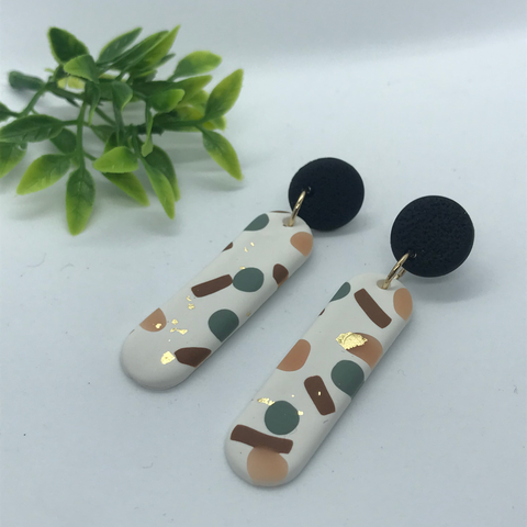 The 'Brielle' Statement Earrings