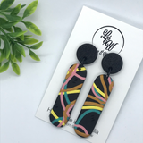 The ' Izzy' Statement Earrings
