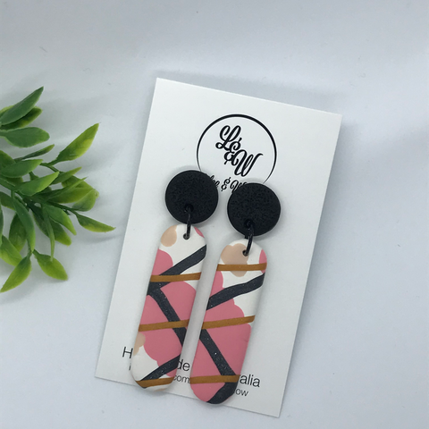 The 'Zade' Statement Earrings