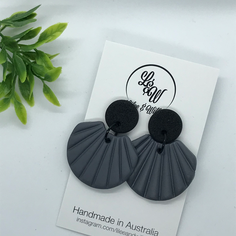 The 'Ellie' Statement Earrings